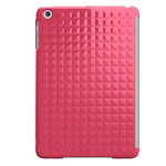 Чехол X-doria SmartJacket для Apple iPad mini/iPad mini 2 (розовый, полиуретановый)