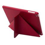 Чехол G-Case Protective Shell для Apple iPad Air (красный, кожаный)
