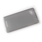 Чехол Jekod Soft case для Lenovo Vibe Z K910 (черный, гелевый)