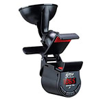 Автомобильный держатель Yotrix Car FM-Transmitter Holder универсальный (черный, hands free, FM-модулятор)