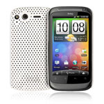 Чехол IMAK Net Case для HTC Desire S (белый)