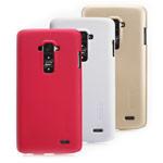 Чехол Nillkin Hard case для LG G Flex D958 (белый, пластиковый)