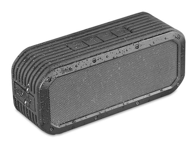 Портативная колонка Divoom Voombox-Outdoor (черная, беcпроводная, стерео)