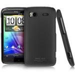 Чехол IMAK Hard Case для HTC Sensation (черный)