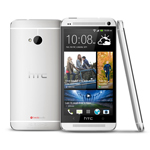 Смартфон HTC One dual sim 802t 32Gb (серебристый)