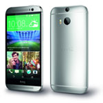 Смартфон HTC new One (HTC M8) (серебристый, 16Gb)