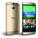 Смартфон HTC new One (HTC M8) (золотистый, 16Gb)