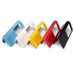 Чехол Nillkin Fresh Series Leather case для Samsung Galaxy S5 SM-G900 (желтый, кожаный)