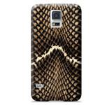 Чехол Yotrix ArtCase для Samsung Galaxy S5 SM-G900 (рисунок Змея, пластиковый)