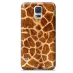 Чехол Yotrix ArtCase для Samsung Galaxy S5 SM-G900 (рисунок Жираф, пластиковый)