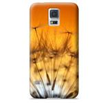 Чехол Yotrix ArtCase для Samsung Galaxy S5 SM-G900 (рисунок Одуванчик, пластиковый)
