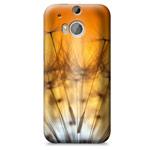 Чехол Yotrix ArtCase для HTC new One (HTC M8) (рисунок Одуванчик, пластиковый)