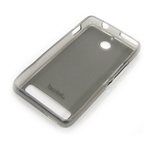 Чехол Jekod Soft case для Sony Xperia E1 (белый, гелевый)