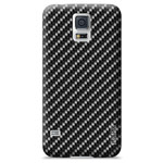Чехол Yotrix ArtCase для Samsung Galaxy S5 SM-G900 (рисунок Карбон, пластиковый)