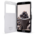 Чехол Nillkin Fresh Series Leather case для Samsung Galaxy Note 3 Neo N7505 (черный, кожаный)