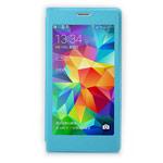 Чехол Nillkin Scene Series Case для Samsung Galaxy S5 i9600 (голубой, кожаный)