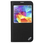 Чехол X-doria Dash Folio One case для Samsung Galaxy S5 SM-G900 (черный, кожаный)