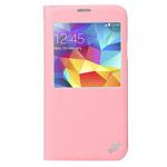 Чехол X-doria Dash Folio One case для Samsung Galaxy S5 SM-G900 (розовый, кожаный)