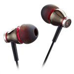 Наушники JBM MJ900 (темно-коричневые, пульт/микрофон, 10-20000 Гц, 9 мм)