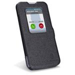 Чехол Nillkin Fresh Series Leather case для LG L90 D410 (черный, кожаный)