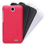 Чехол Nillkin Hard case для HTC Desire 310 D310W (темно-коричневый, пластиковый)