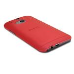 Чехол WhyNot Ultrathin Case для HTC new One (HTC M8) (красный, пластиковый) (NPG)