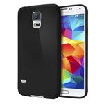 Чехол WhyNot Soft Case для Samsung Galaxy S5 SM-G900 (черный, гелевый) (NPG)