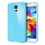 Чехол WhyNot Soft Case для Samsung Galaxy S5 SM-G900 (голубой, гелевый) (NPG)