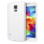 Чехол WhyNot Soft Case для Samsung Galaxy S5 SM-G900 (белый, гелевый) (NPG)