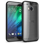 Чехол WhyNot Composite Case для HTC new One (HTC M8) (черный, пластиковый) (NPG)