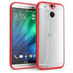 Чехол WhyNot Composite Case для HTC new One (HTC M8) (красный, пластиковый) (NPG)