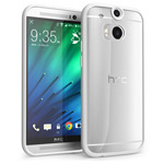 Чехол WhyNot Composite Case для HTC new One (HTC M8) (белый, пластиковый) (NPG)