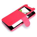 Чехол Nillkin Fresh Series Leather case для HTC Desire 310 D310W (красный, кожаный)