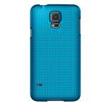 Чехол Yotrix DotCase для Samsung Galaxy S5 SM-G900 (синий, пластиковый)