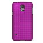 Чехол Yotrix DotCase для Samsung Galaxy S5 SM-G900 (розовый, пластиковый)