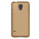 Чехол Yotrix DotCase для Samsung Galaxy S5 SM-G900 (золотистый, пластиковый)