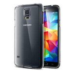 Чехол Yotrix DotCase для Samsung Galaxy S5 SM-G900 (прозрачный, пластиковый)