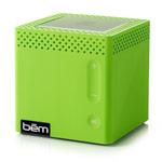 Портативная колонка bem wireless Mobile Speaker (зеленая, беспроводная, моно)