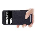 Чехол Nillkin Fresh Series Leather case для HTC One E8 (черный, кожаный)