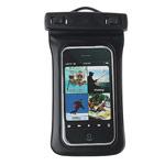 Чехол Yotrix WaterproofCase универсальный влагозащищенный (черный, для телефонов 3.5-4.0