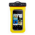 Чехол Yotrix WaterproofCase универсальный влагозащищенный (желтый, для телефонов 3.5-4.0
