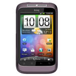 HTC Wildfire S (сиреневый)