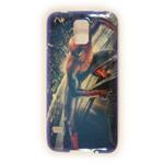 Чехол Yotrix CreativeCase для Samsung Galaxy S5 SM-G900 (Spider-Man, гелевый) (NPG)