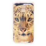 Чехол Yotrix CreativeCase для Samsung Galaxy S5 SM-G900 (Flame Cat, гелевый) (NPG)