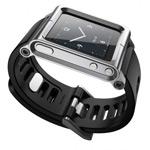 Браслет LunaTik для Apple iPod nano (6-th gen) (серебристый)