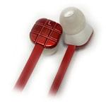 Наушники Meifu MF-094 (красные, без микрофона, 20-20000 Гц, 10 мм)