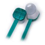 Наушники Meifu MF-094 (синие, без микрофона, 20-20000 Гц, 10 мм)