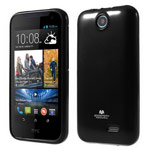 Чехол Mercury Goospery Jelly Case для HTC Desire 310 D310W (черный, гелевый)