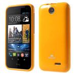 Чехол Mercury Goospery Jelly Case для HTC Desire 310 D310W (оранжевый, гелевый)