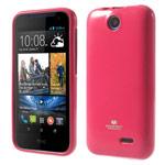 Чехол Mercury Goospery Jelly Case для HTC Desire 310 D310W (малиновый, гелевый)